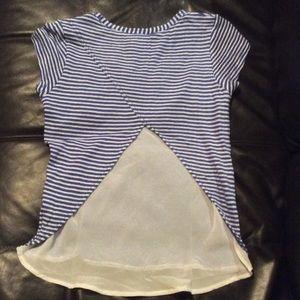 Matilda Jane Shirts & Tops - Matilda Jane Girls 435 On Our Way Tee size 10